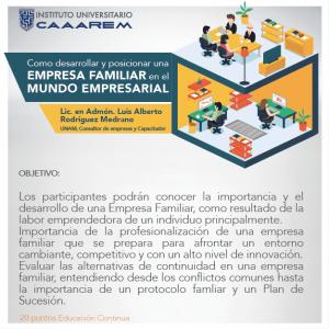 Como Desarrollar y Posicionar una Empresa Familiar en el Mundo Empresarial