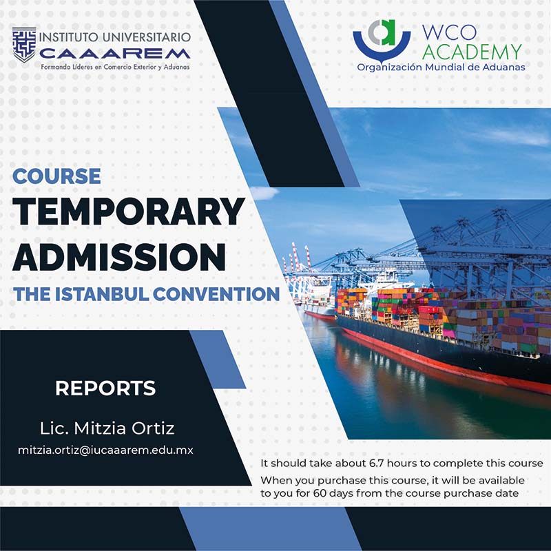 TEMPORARY ADMISSION