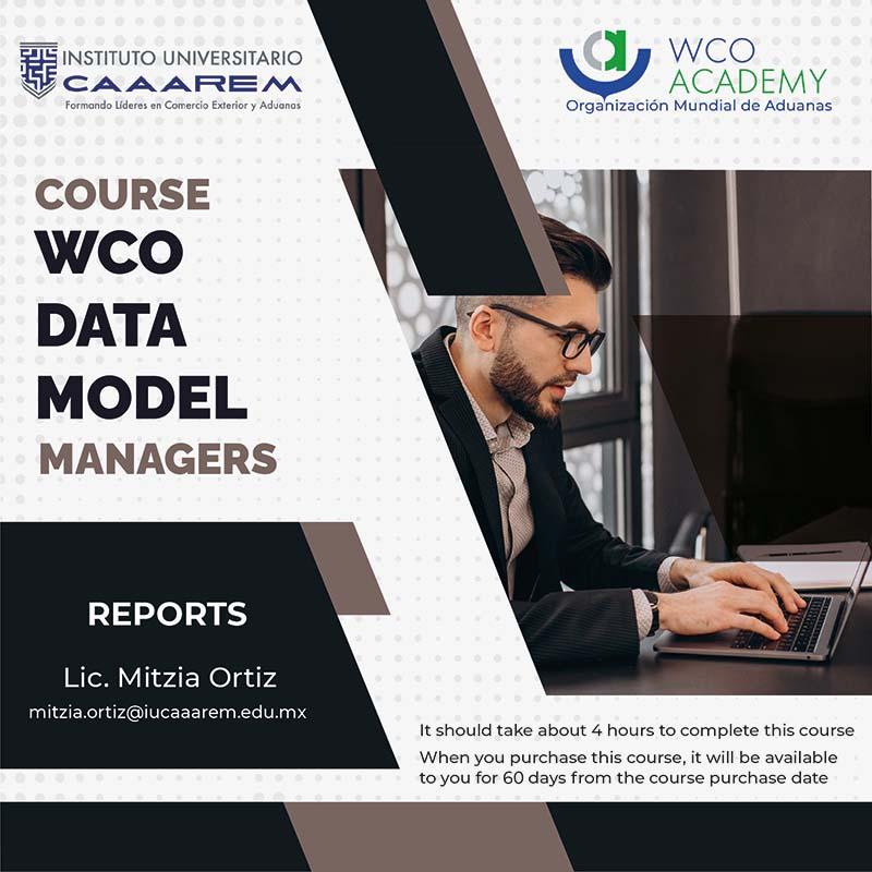 WCO DATA MODEL
